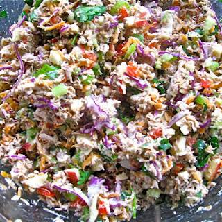 Fresh from the Garden Tuna Salad.
