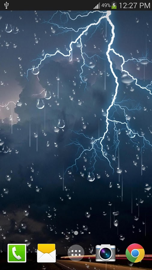 Thunder Storm Live Wallpaper - Android Apps on Google Play
