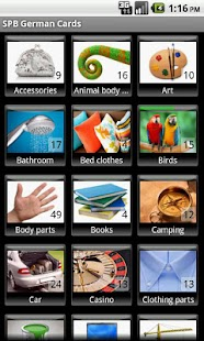SPB German Cards - screenshot thumbnail