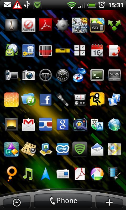 Виджеты для Android 2 2 2 Froyo скачать бесплатно на