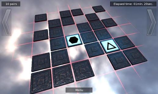 Memory Game 3D - 2012