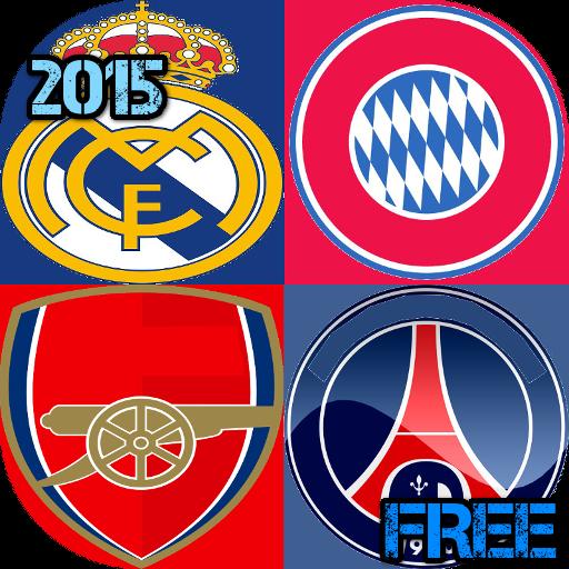 Logo Quiz Football Clubs 2015