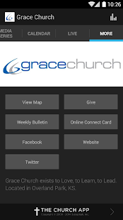 Grace Church Overland Park - screenshot thumbnail