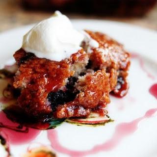 Homemade Cake With Pudding Recipes.