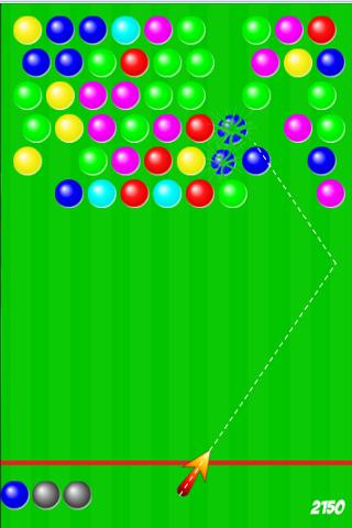 Bubble Shooter Precision- screenshot