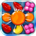Sweet Gummy Match 3 Game icon