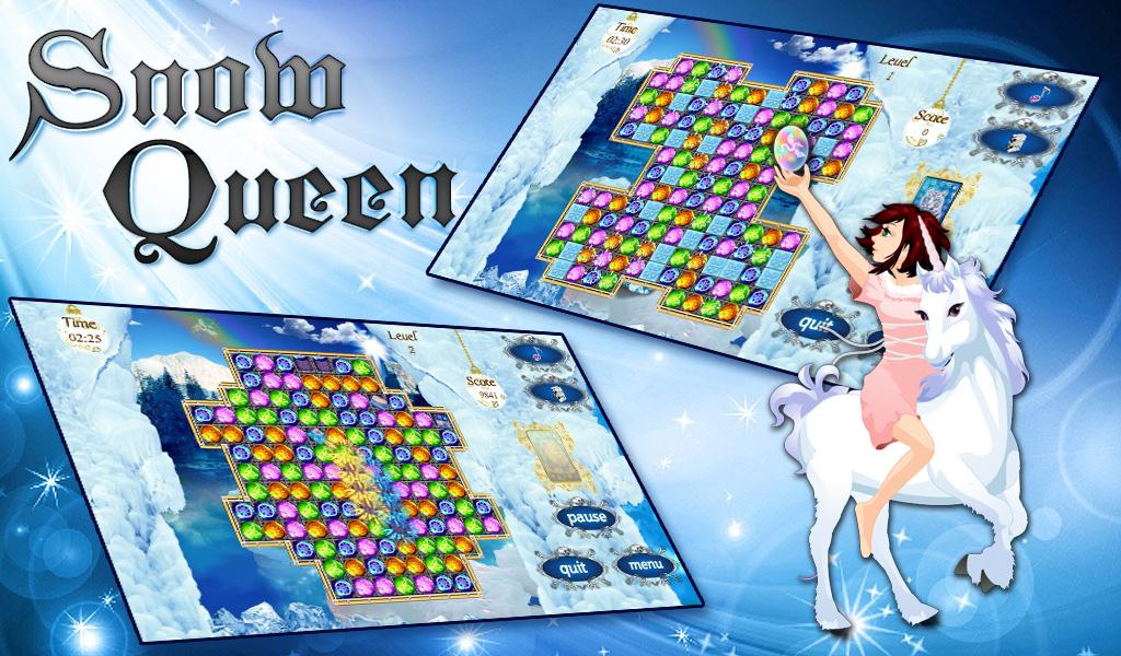Snow Queen - Aplicaciones de Android en Google Play