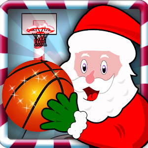 Santa Basketball Shot for PC and MAC