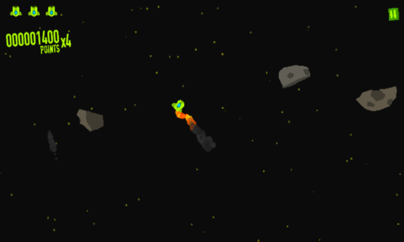 Space Shooter FX - screenshot