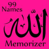 99 Names Allah IQ Memory Game