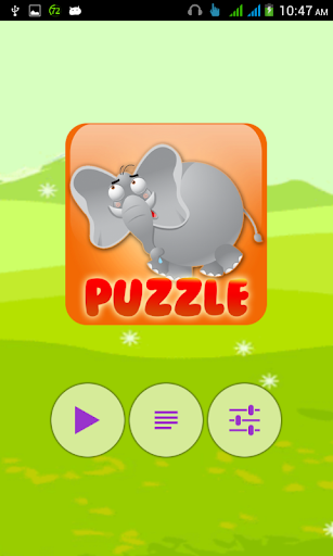 Animal Puzzle for Kids 1