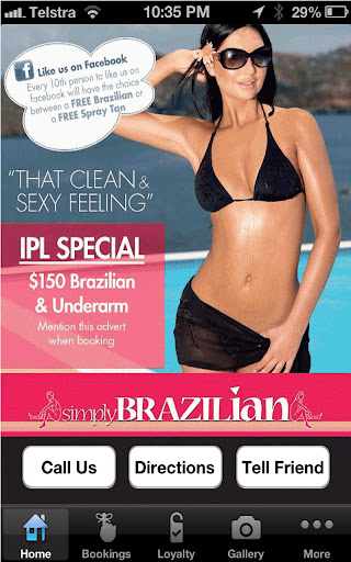 Simply Brazilian