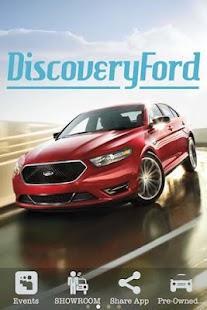 Discovery Ford - screenshot thumbnail
