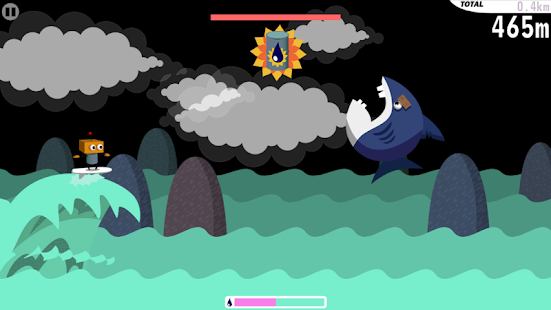 Robo Surf Free - screenshot thumbnail
