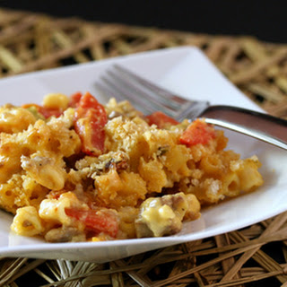Macaroni and Cheese With Sausage