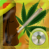 Rasta Theme for GO Locker