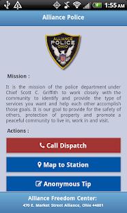 Alliance-Police