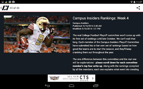 Campus Insiders- screenshot thumbnail