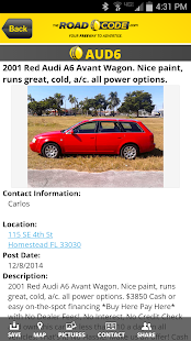 The Road Code App - screenshot thumbnail