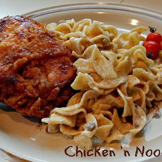 Chicken 'n Noodles