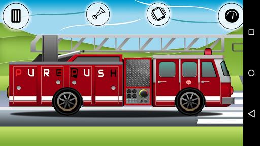 幼儿公安消防卡车儿童