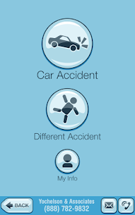 The Accident App- screenshot thumbnail