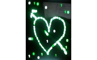 Screenshot of Binary Art