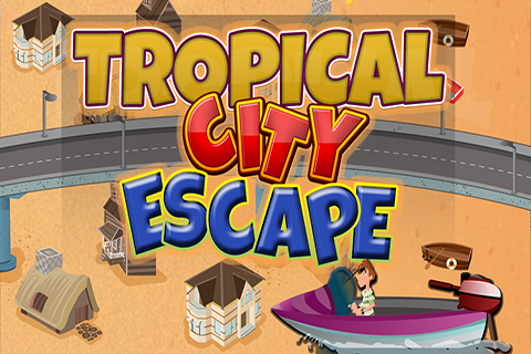 Tropical City Escape - screenshot