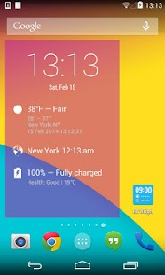 KK Launcher  (KitKat Launcher) - screenshot thumbnail