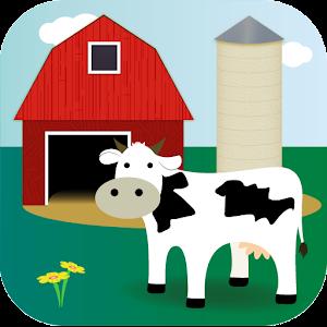 100种农场动物 教育 LOGO-玩APPs