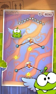 Cut the Rope HD- screenshot thumbnail