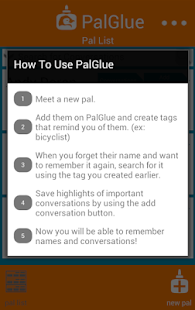 PalGlue- screenshot thumbnail