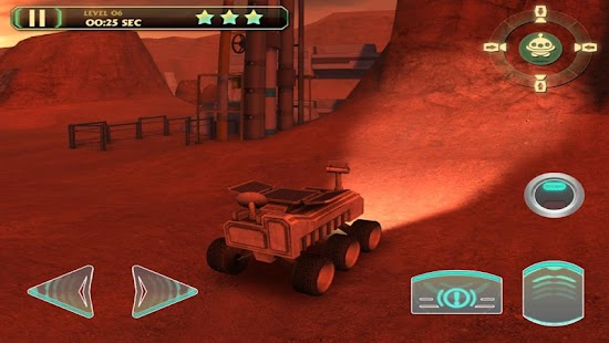 the game mars rover - photo #37