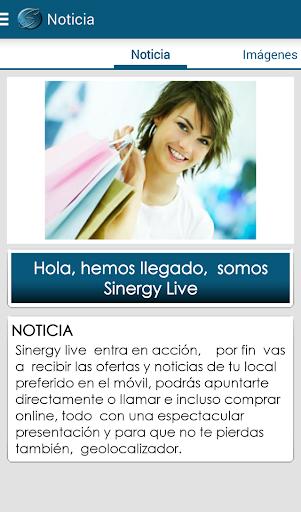 玩免費生產應用APP|下載Sinergy Live app不用錢|硬是要APP