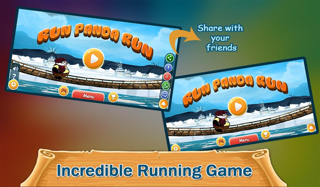 Run Panda Run: Joyride Racing - screenshot