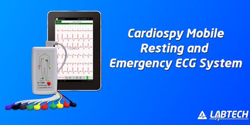 【免費健康App】Cardiospy Mobile ECG-APP點子