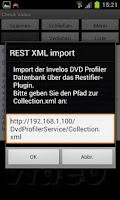 Screenshot of CheckVideo for DVD Profiler