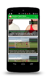 Djamga ShowUpAndPlaySports Pro- screenshot thumbnail