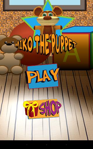 Miko Puppet 3D Mini free game