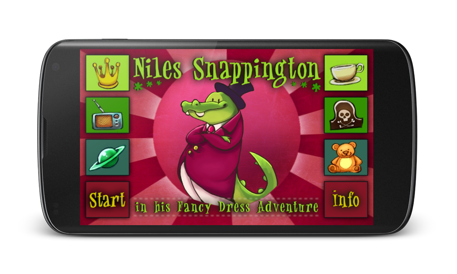 Niles Snappington - Free - screenshot