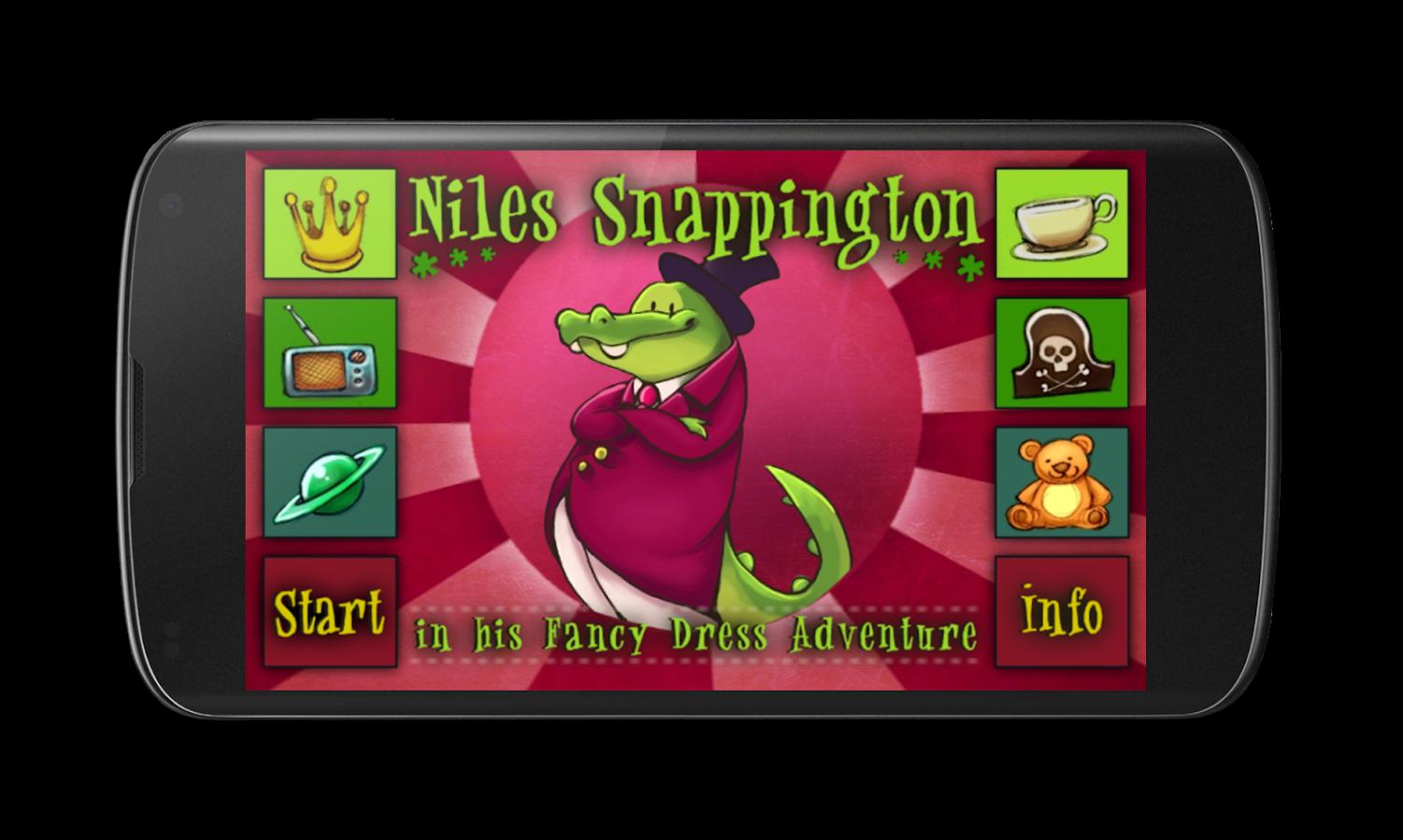 Niles Snappington - Free - screenshot