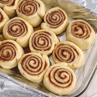 Ultimate Cinnamon Buns.