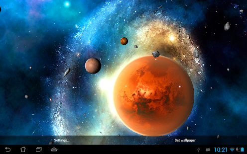 Solar System HD Deluxe Edition Screenshot
