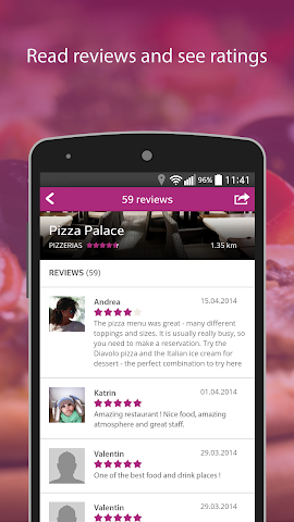 Screenshots for Getlokal for Android