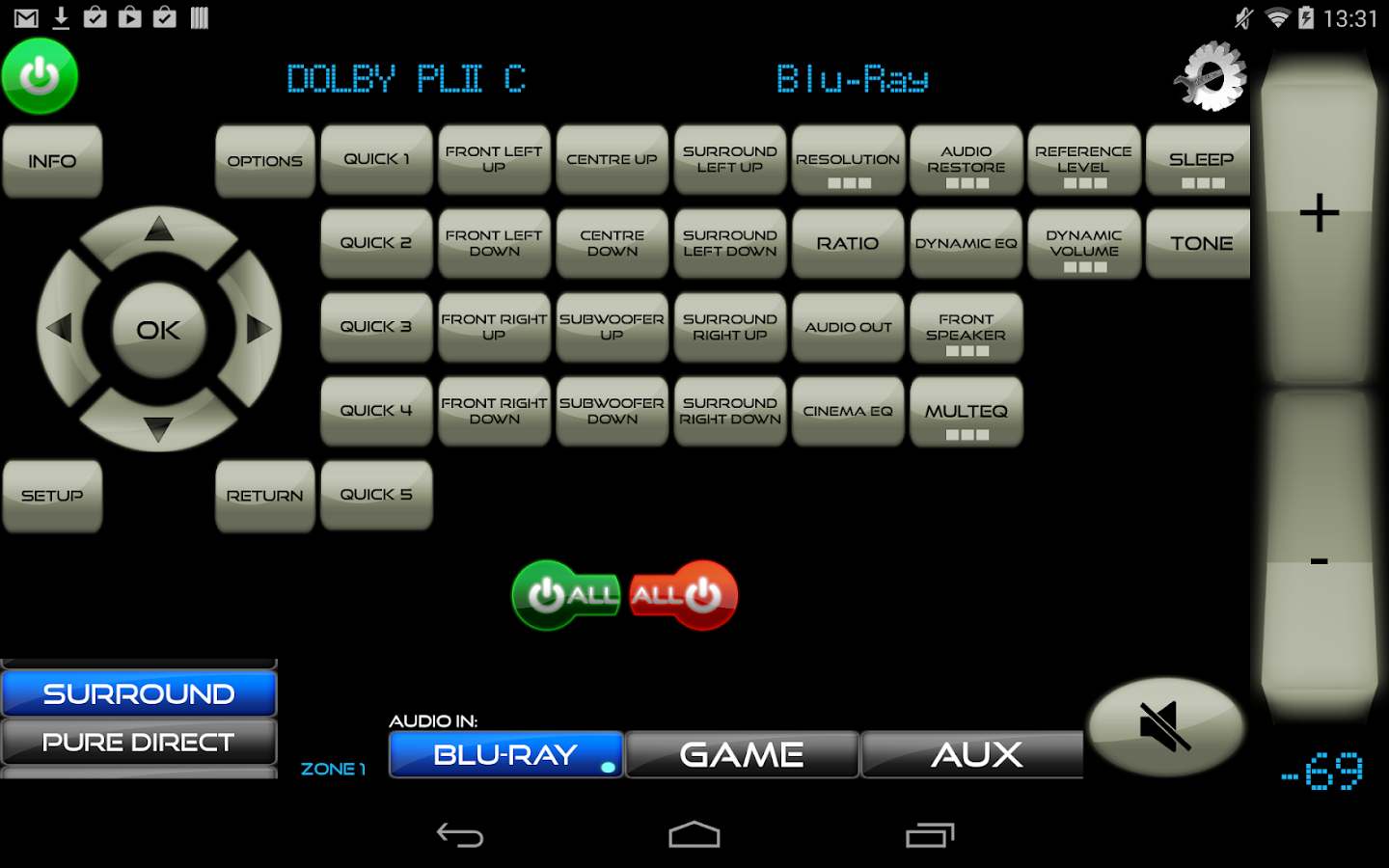 how to set up shaw remote with sony tv