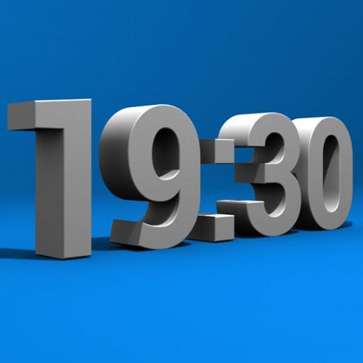 3D 時鐘免費 個人化 App LOGO-APP試玩