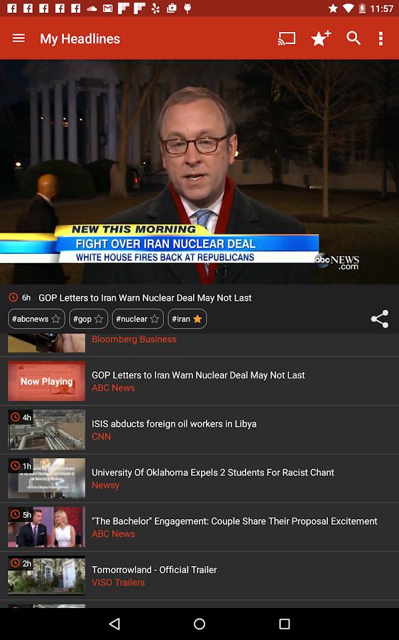 Haystack TV News - screenshot