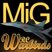 Warbirds RC MiG