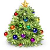 Christmas Tree 3D Decoration