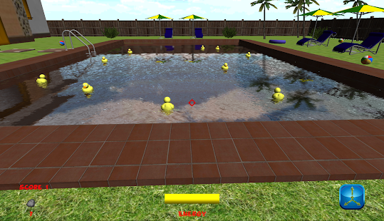 Pool Duck Hunt 3D- screenshot thumbnail